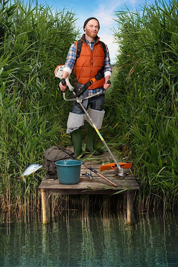 stihl-fisherman